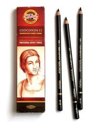 GIOCONDA 12 PROFESSIONAL ARTISTS' PENCILS